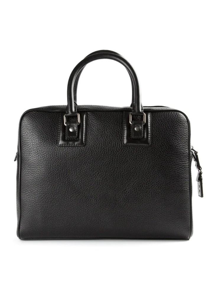 DOLCE & GABBANA Taormina laptop bag