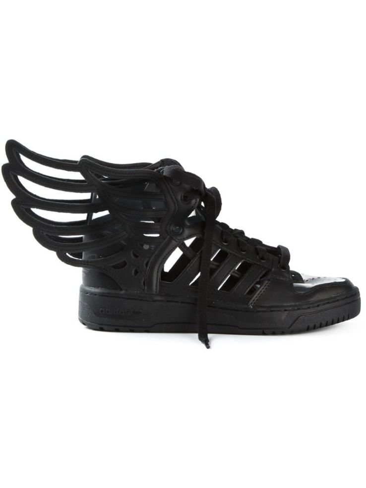 ADIDAS Jeremy Scott hi-top sneakers