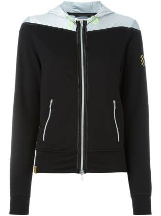 Monreal London Zipped hoodie