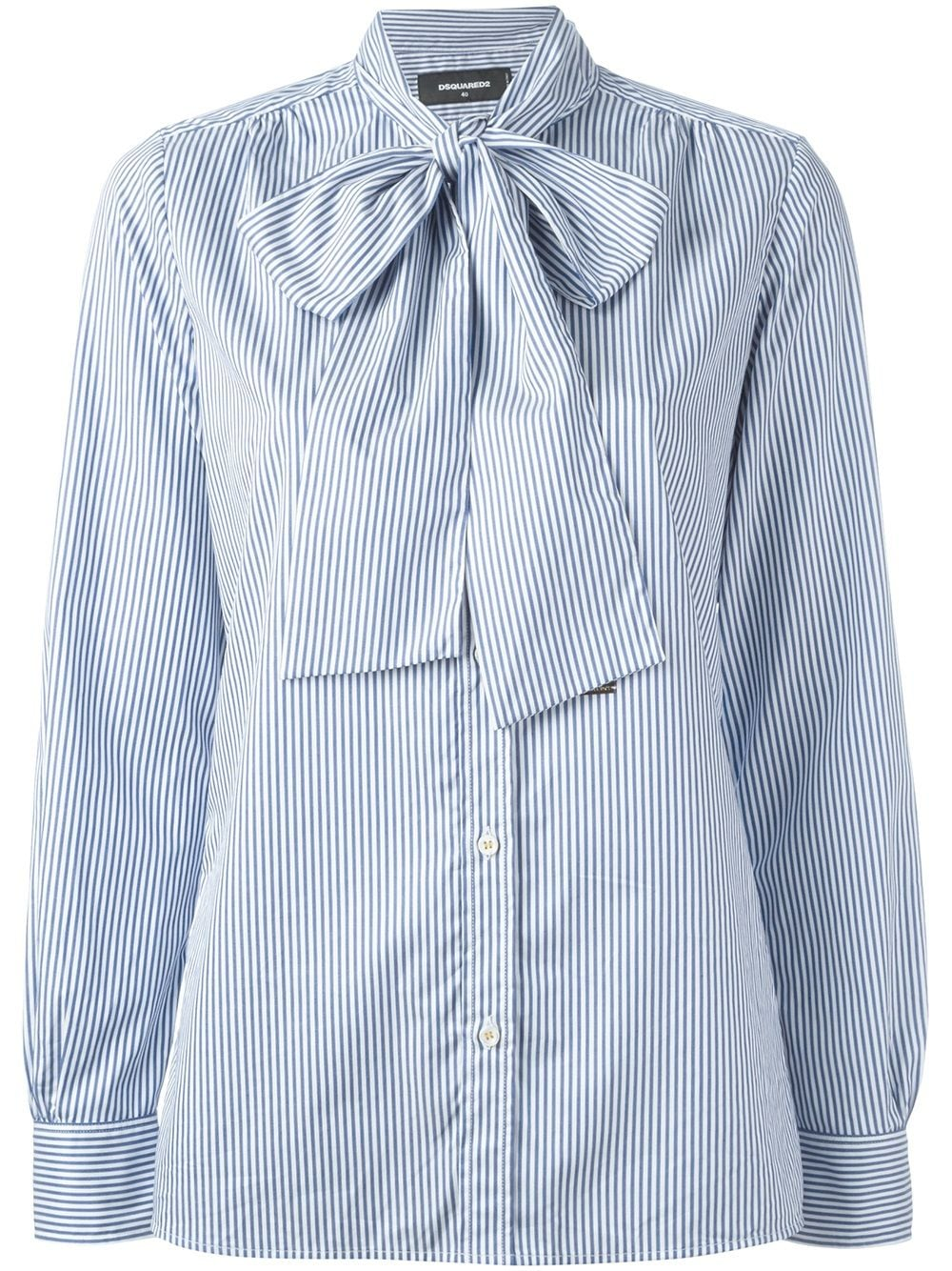 Dsquared2 striped blouse