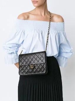 'Ex Mini' crossbody bag