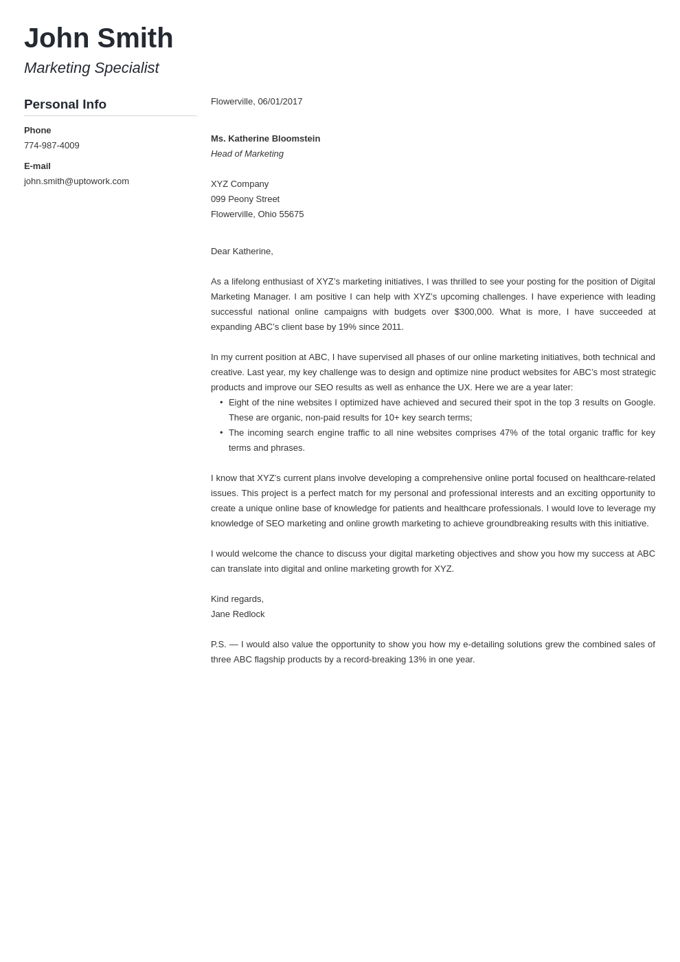 18 Cover Letter Templates For Any Job Application Instant