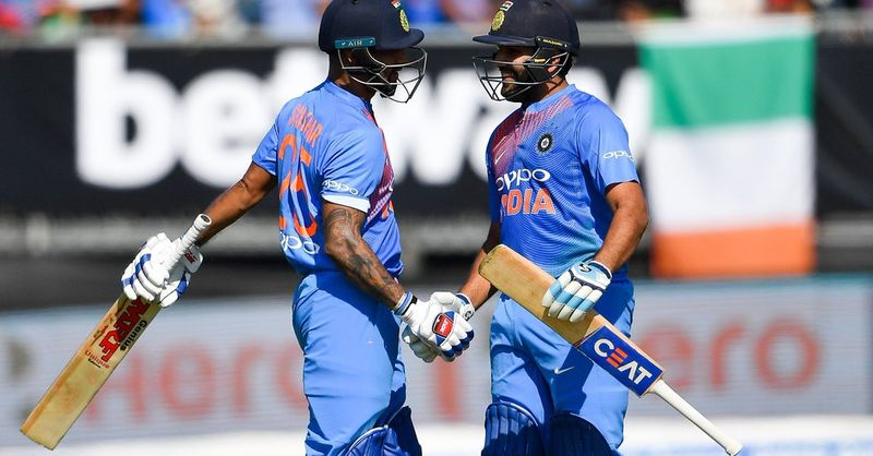 Photo of Dhawan's breezy model provides Rohit Sharma time to settle, feels Irfan Pathan