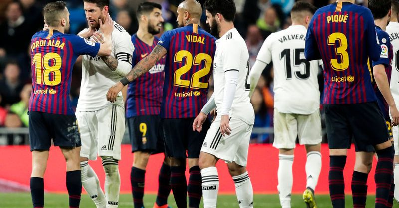 Photo of Barcelona and Real Madrid will have an advantage when La Liga restarts, says Steve McManaman