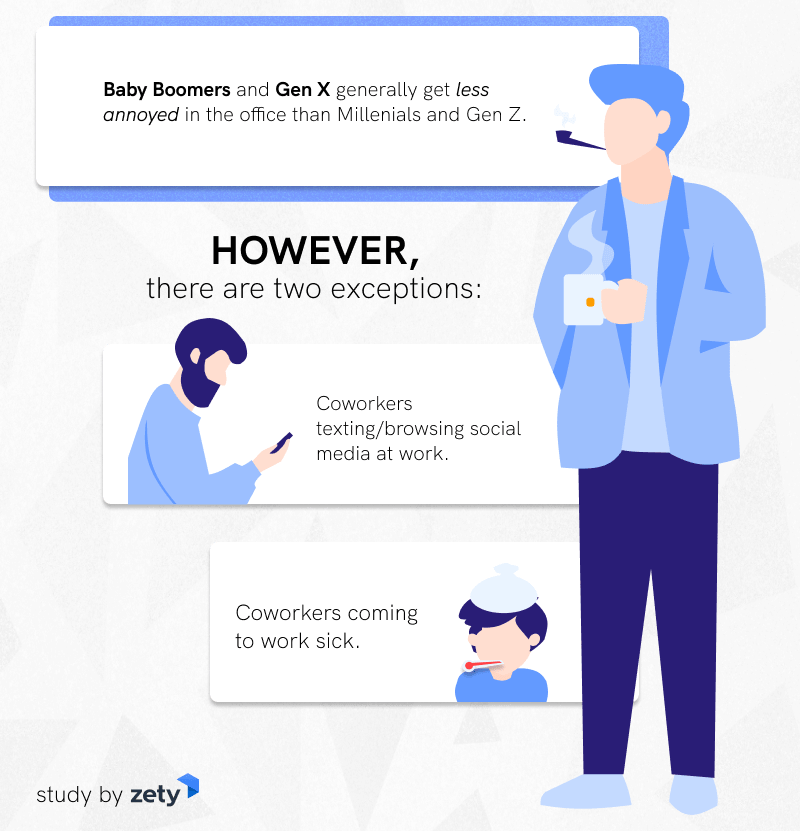 baby boomers and gen x
