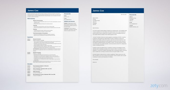 Career Change Cover Letter Sample 20 Writing Tips