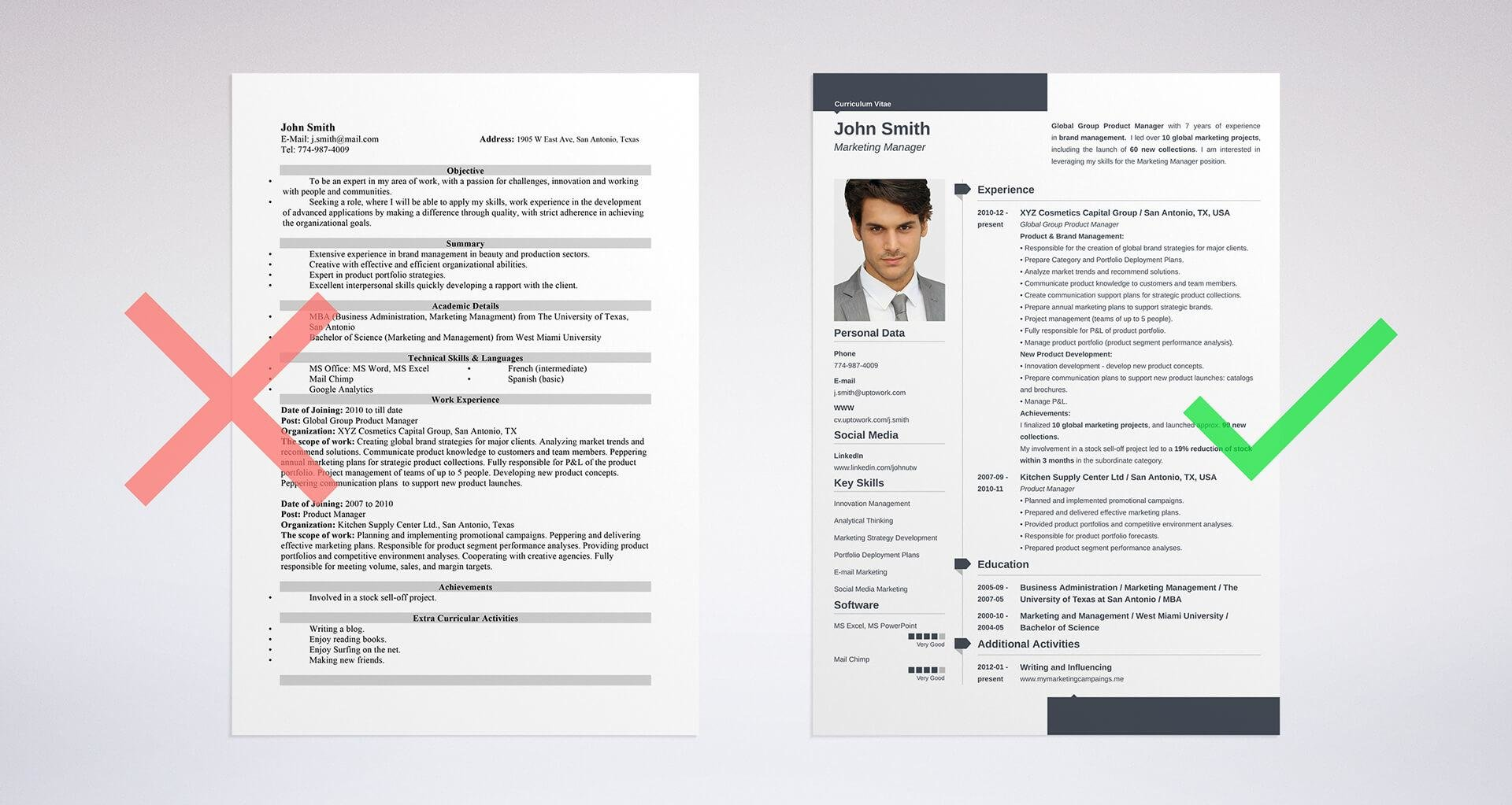 The Difference Between A Cv Vs A Resume Explained