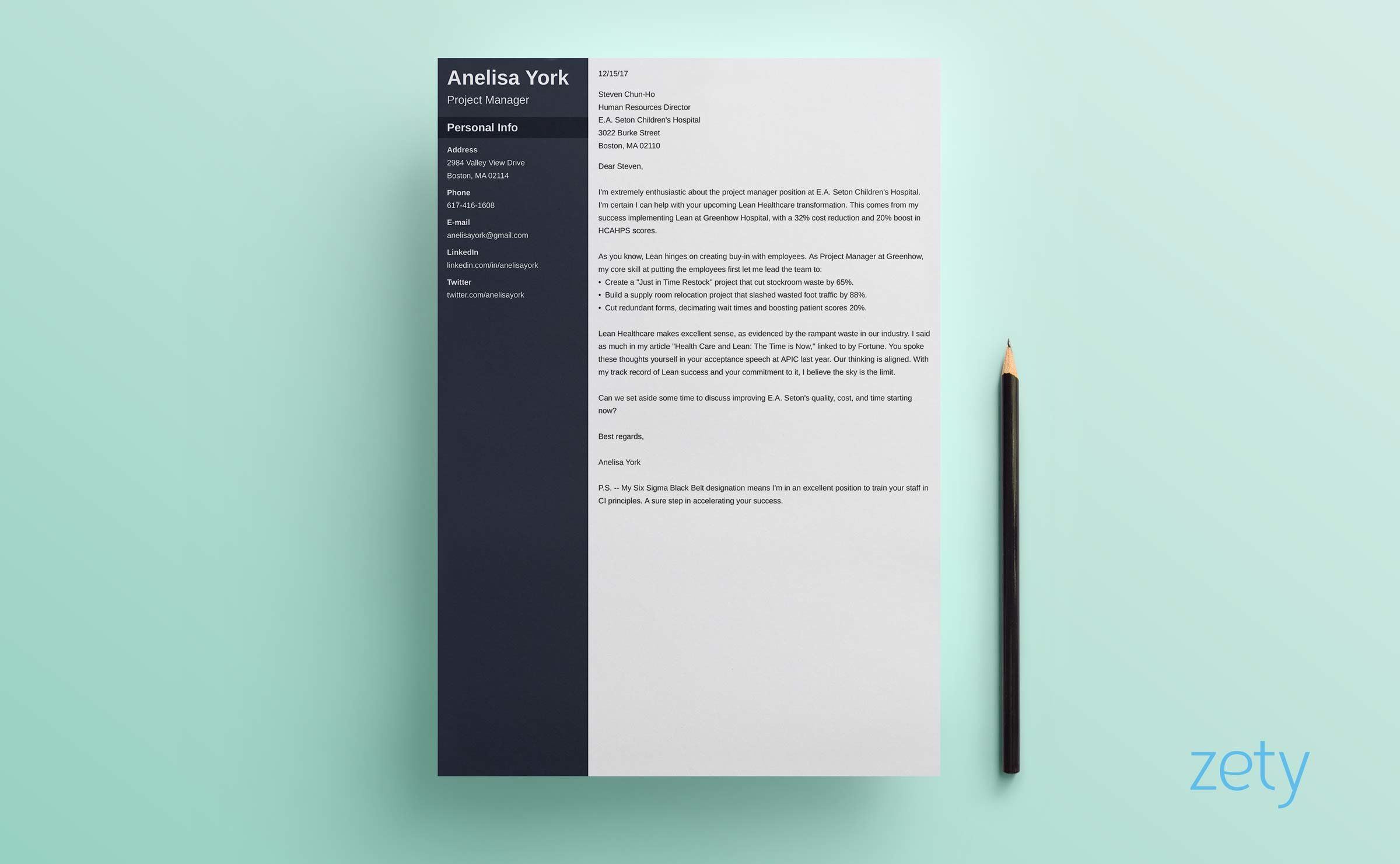 How Long Should A Cover Letter Be Ideal Word Length Amp Page Count