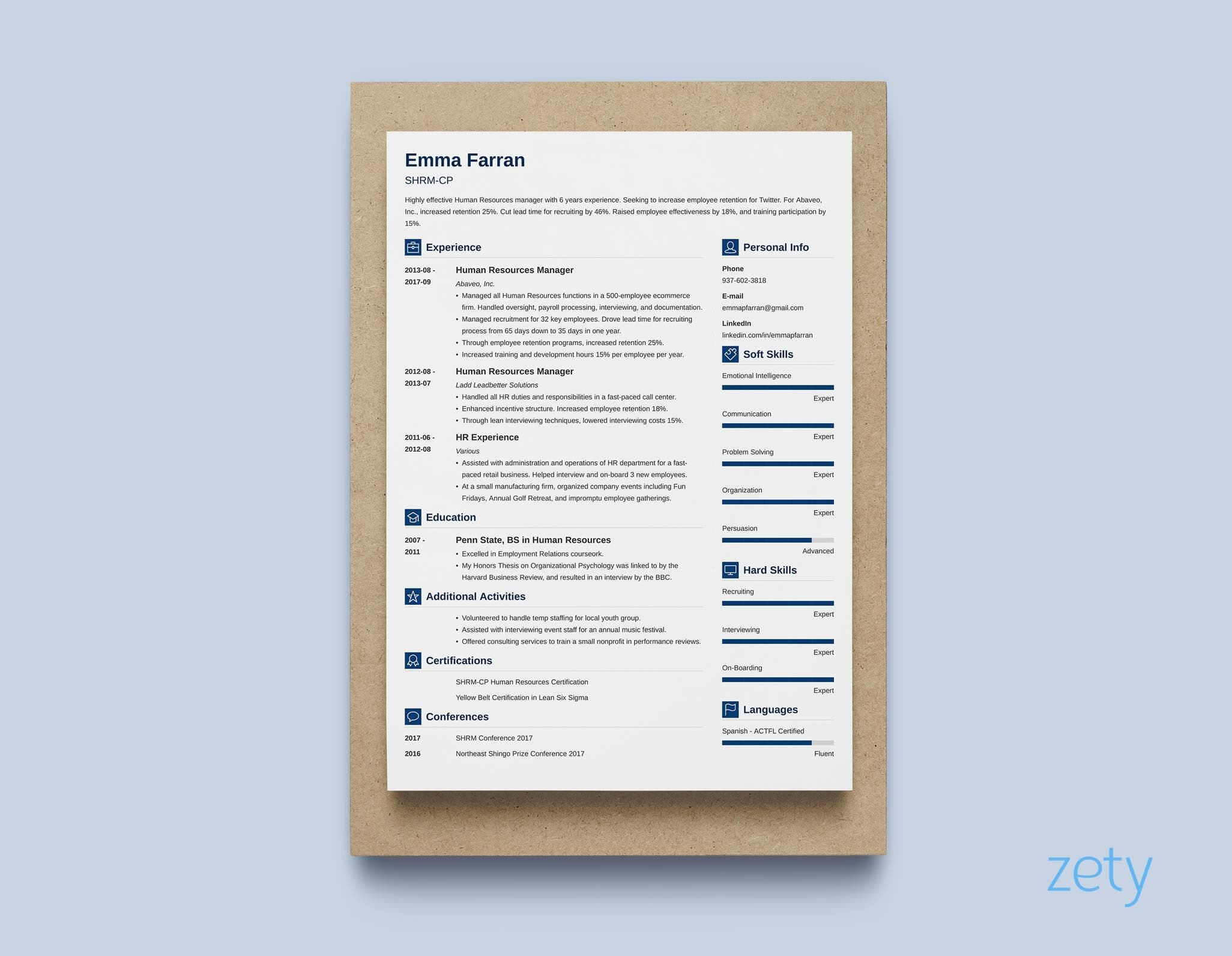 15 Visual Cv Amp Resume Templates Download For Free