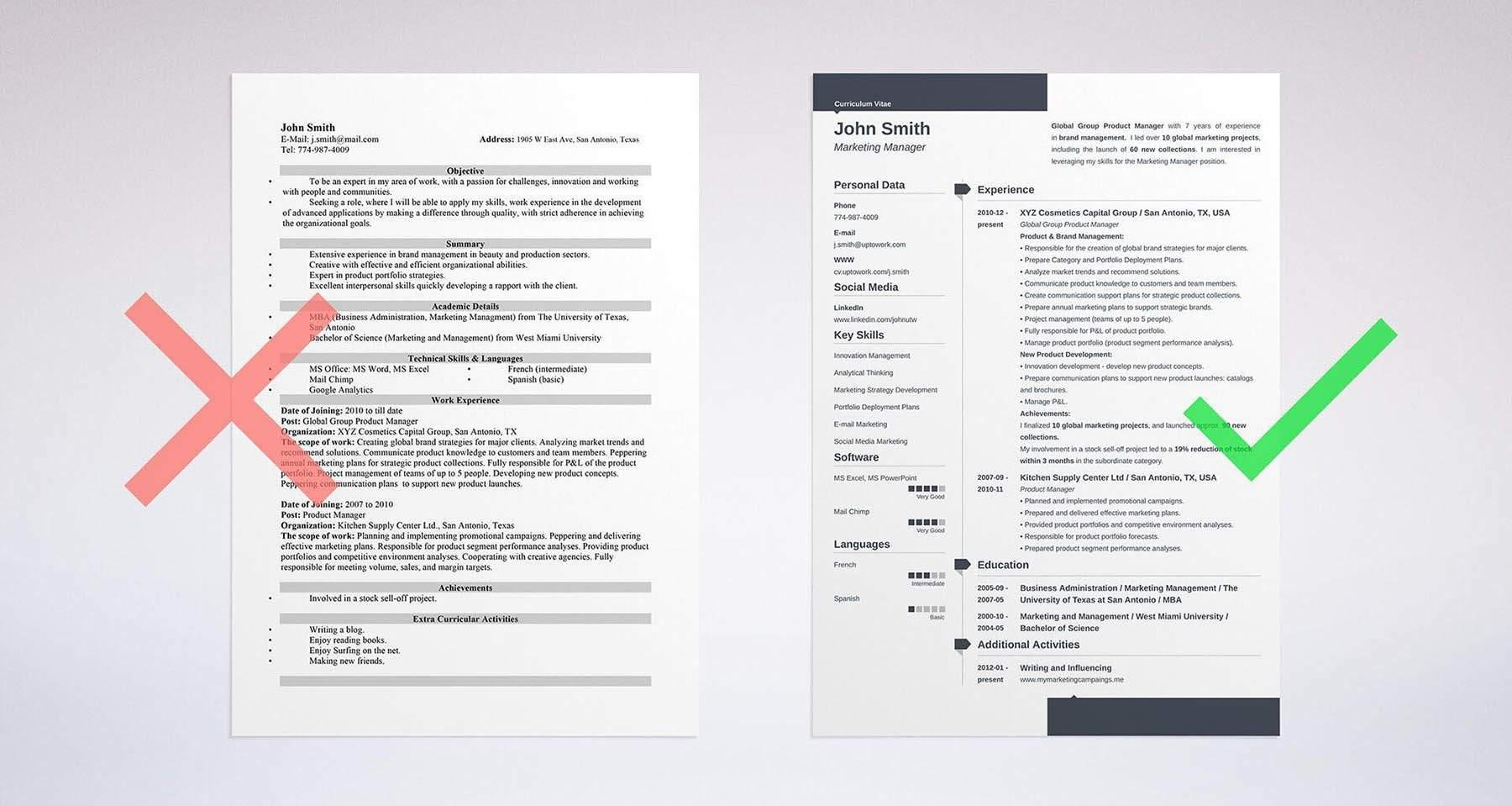 50 Resume Objective Examples Career Objectives For All