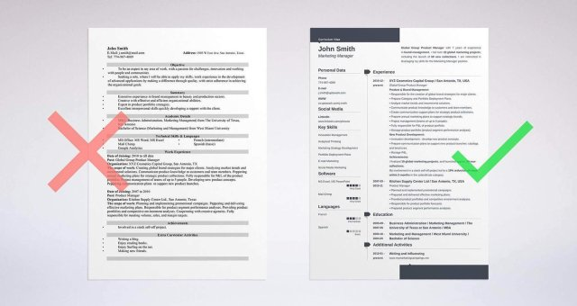 17+ Resume Objective Examples: Career Objectives for All Jobs