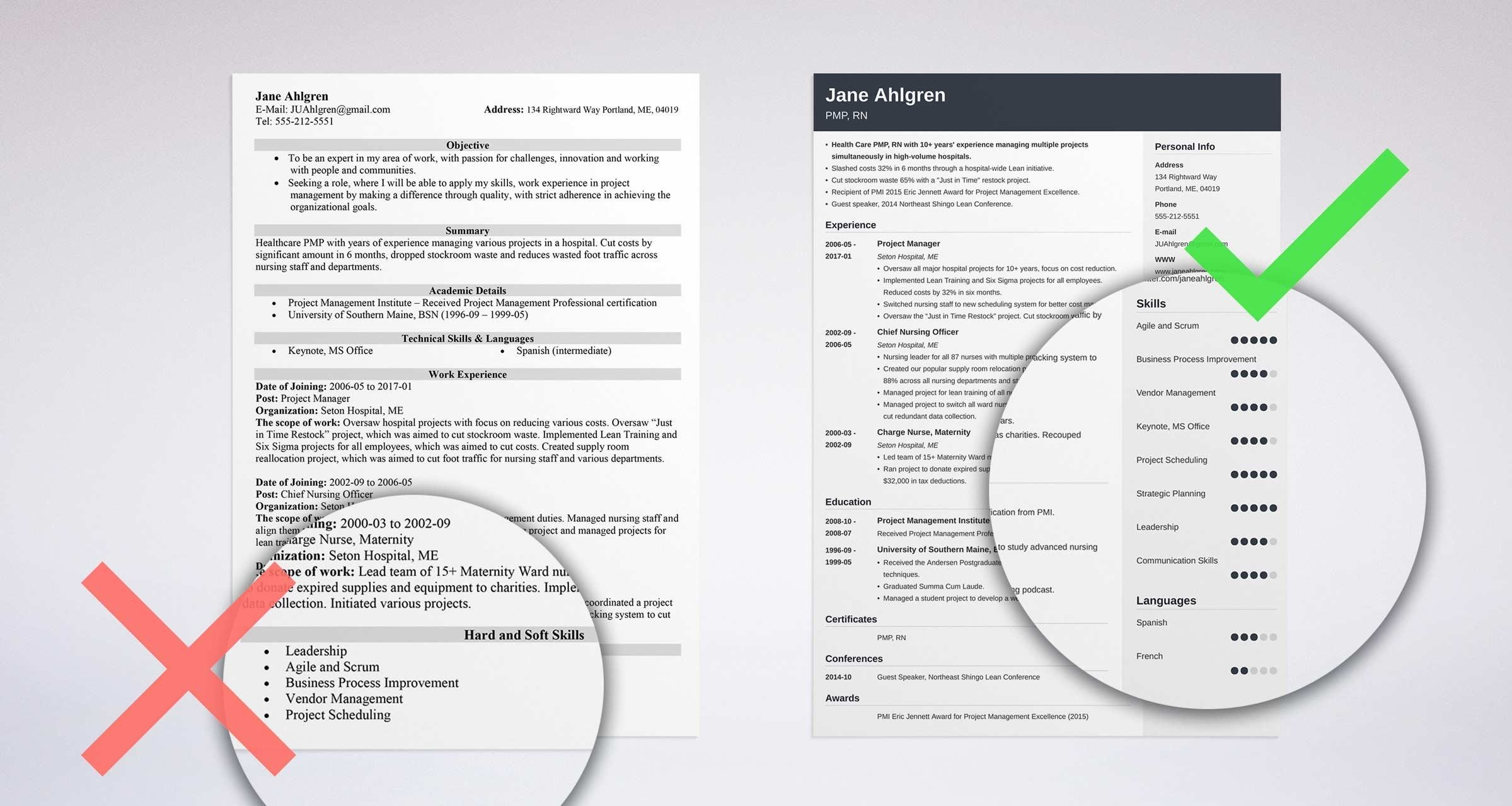 99 Key Skills For A Resume Best List Of Examples For All