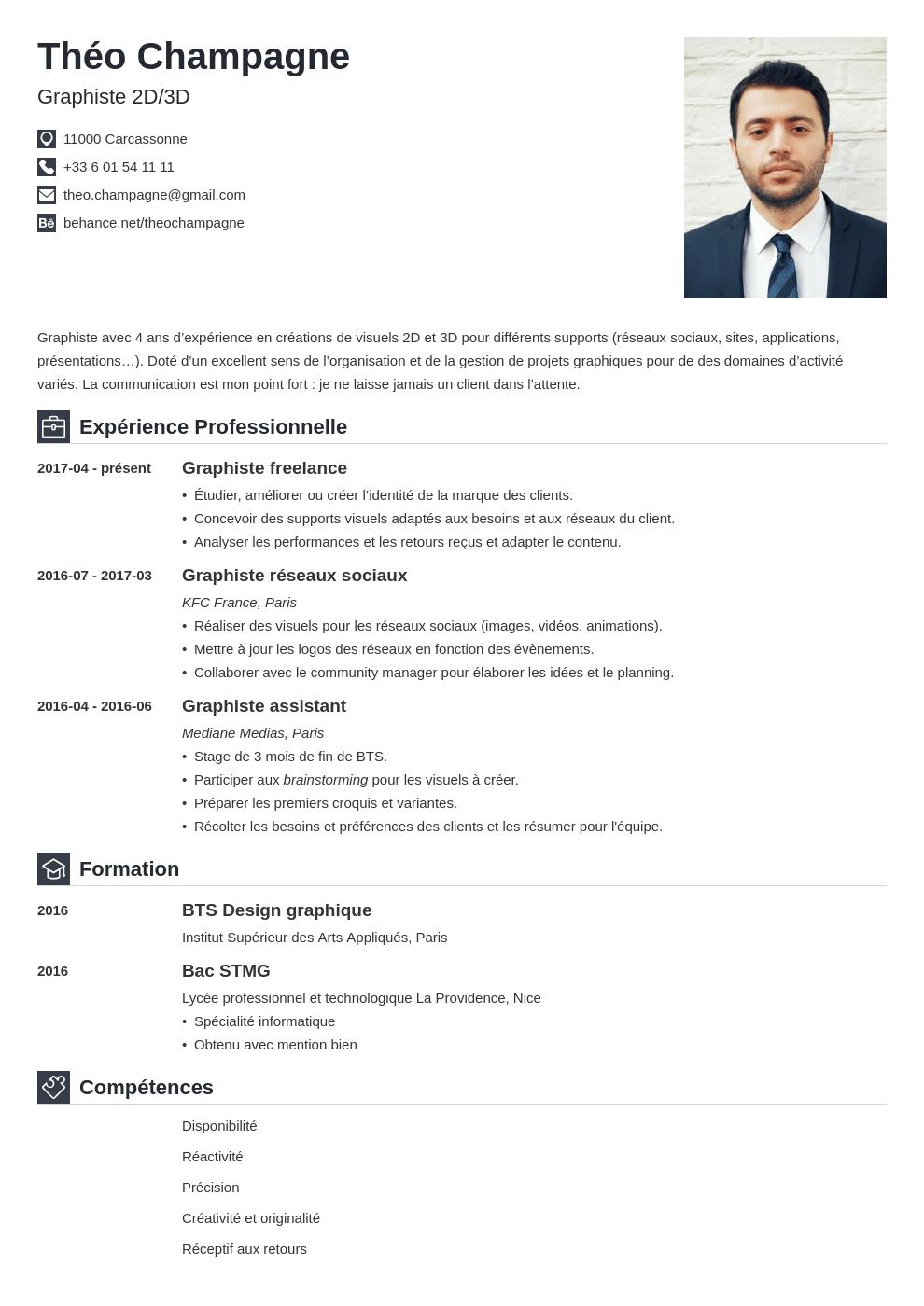 99 Exemples De Competences Pour Cv Professionnel En 2021
