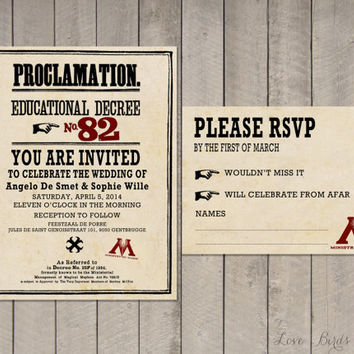 Wedding Invitation Set Harry Potter Save The Date Acceptance Letter Hogwarts And Train Ticket