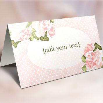 avery for microsoft word small card 5302 8820 diy wedding place card