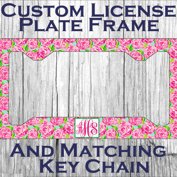 Car Tag Frames Custom | Frameswall.co