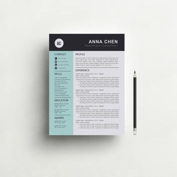 the shane resume is an exceptionally creative resume template for