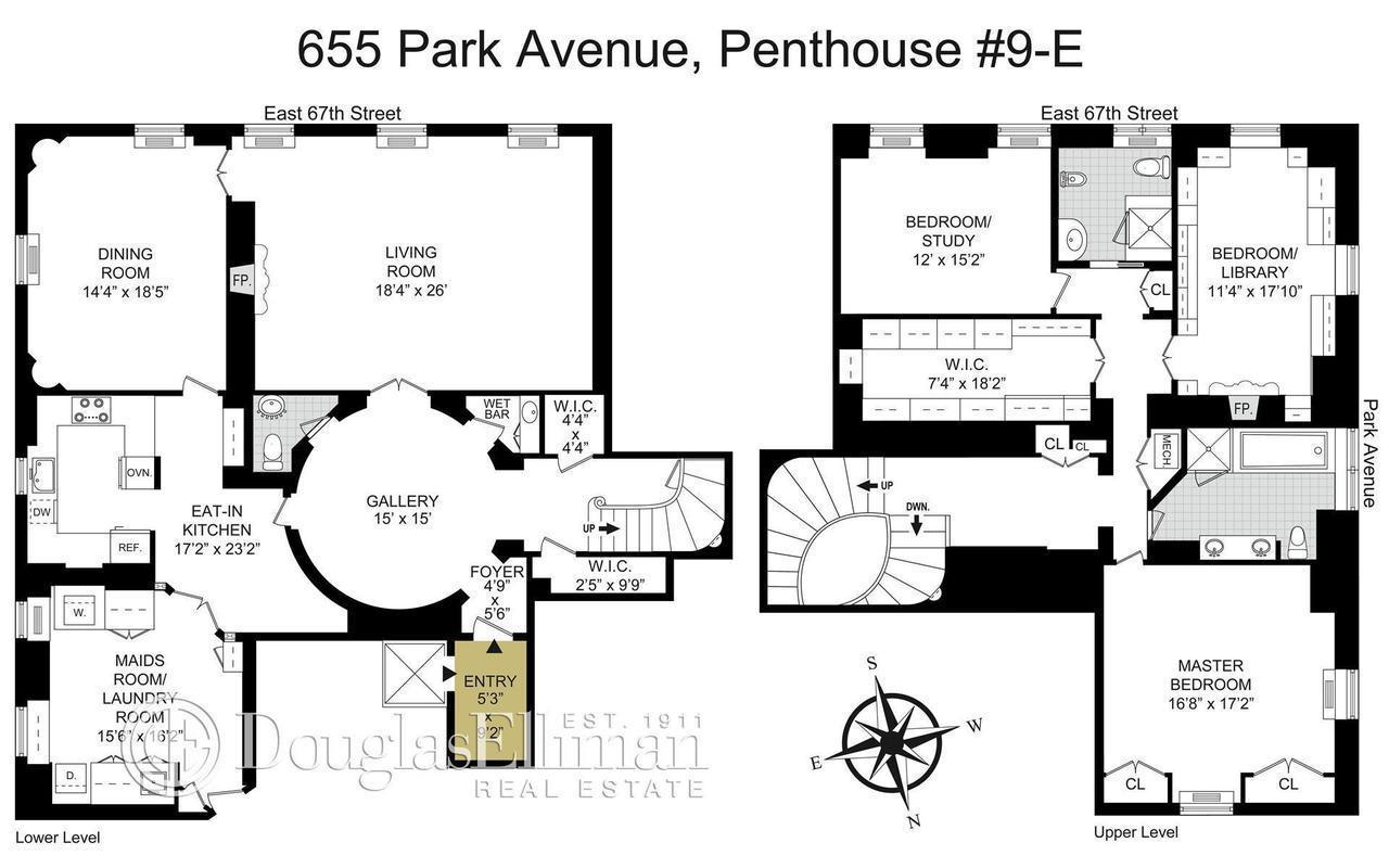 Streeteasy 655 Park Avenue In Lenox Hill Ph9