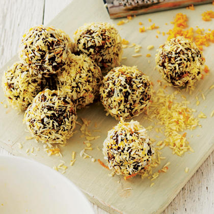 zesty orange chocolate energy balls 0 Zesty Orange Chocolate Energy Bars