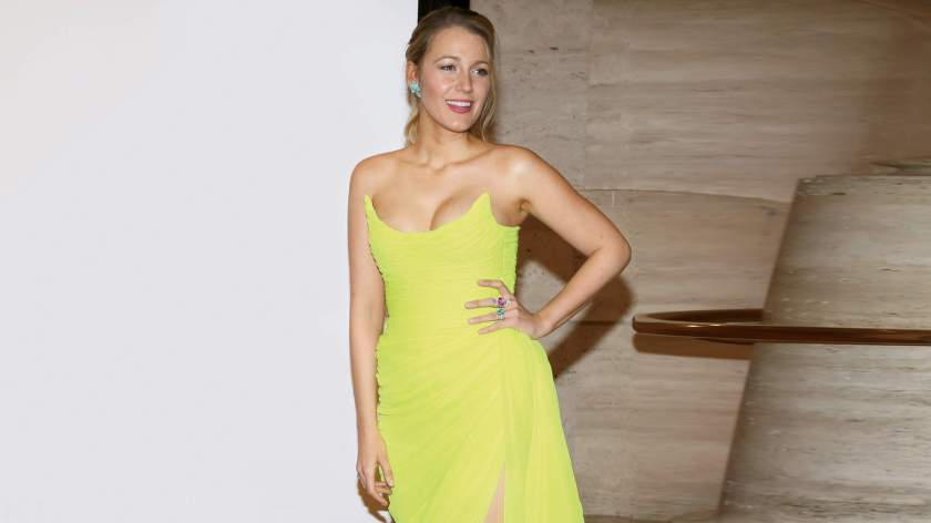 Image result for The Full-Body Strength Move That Helped Blake Lively Lose 61 Lbs. After Giving Birth