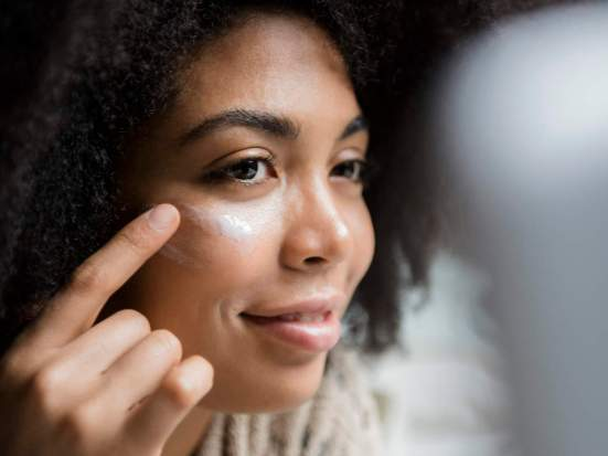 Image result for oily skin problem -  indian face
