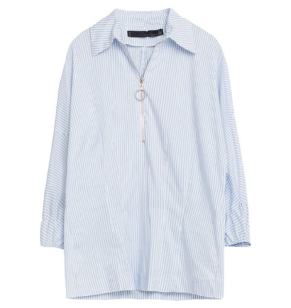, The New Look: Challenge Your Basic Button-Downs!