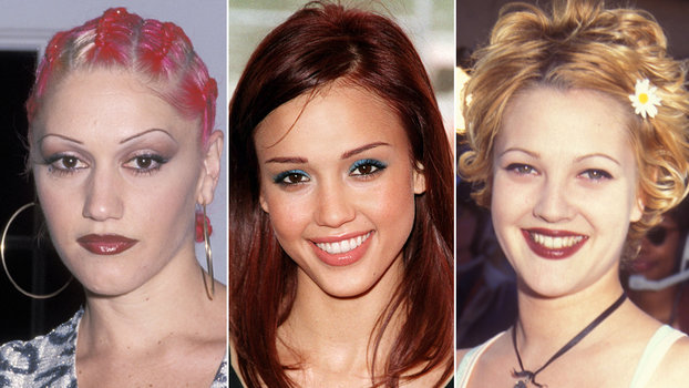 Celebrity Eyebrows See How They Change Their Face Shape