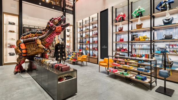 A Look Inside Coachs Largest Retail Store In The World