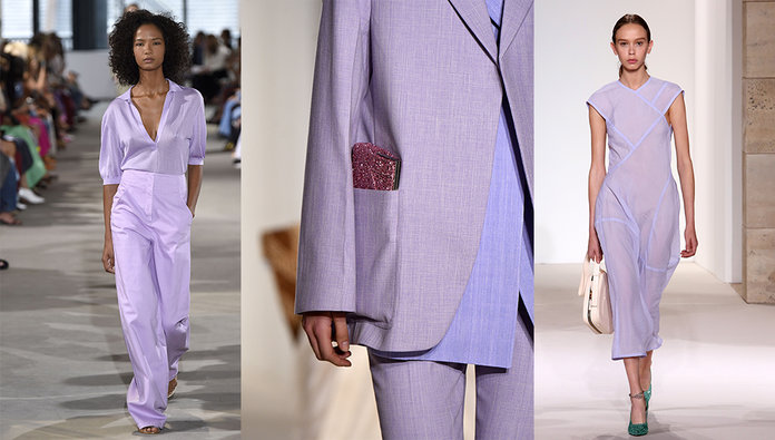 Lilac Fashion Trend Why Purple Is The Colour Of Spring