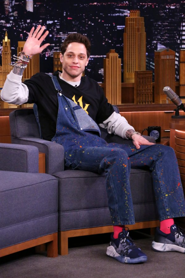 Are Pete Davidson and Kaia Gerber a Thing Now?