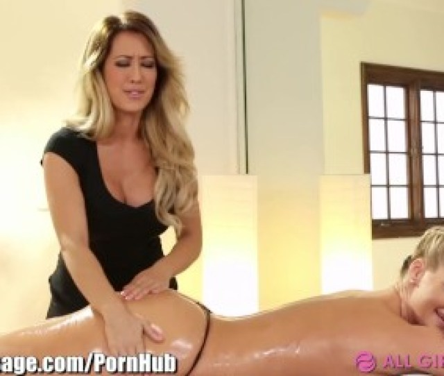 Preview  Of Allgirlmassage Phoenix Marie And Capri Cavanni Lesbian Seduction