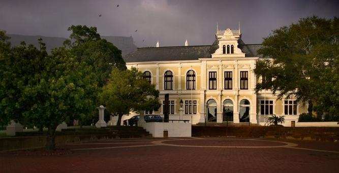 Rainy Days in Cape Town - Plantetarium