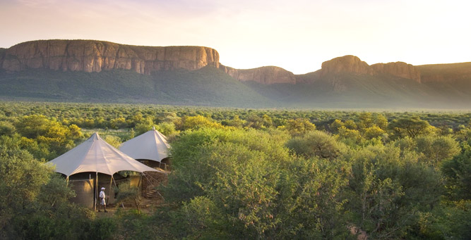 South Africa's Safari Secrets - The Waterberg, Marataba Lodge