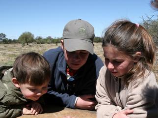 South Africa's Safari Secrets - family safaris in the Karoo