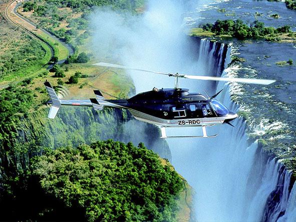 Angels Armchair Victoria Falls