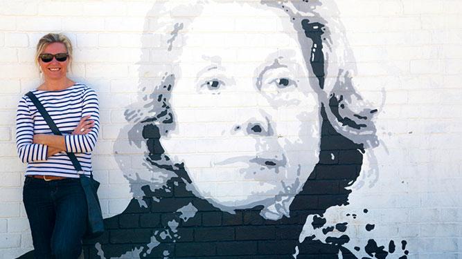 Joburg Street Art - mural