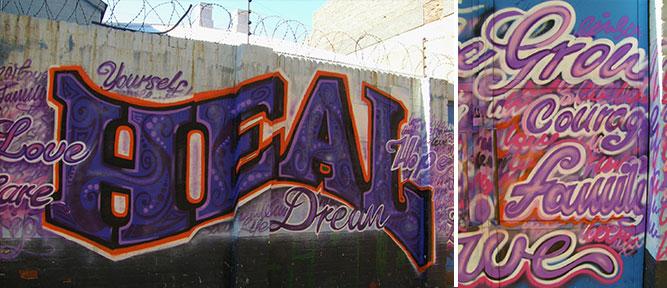 Joburg Street Art - maboneng