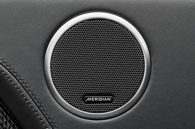 MERIDIAN™ SOUND SYSTEM