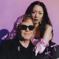 "Dynamic Duet: Rina Sawayama and Elton John became close friends after singing together on ""Chosen Family,"" a heartfelt track about the LGBTQ community."
