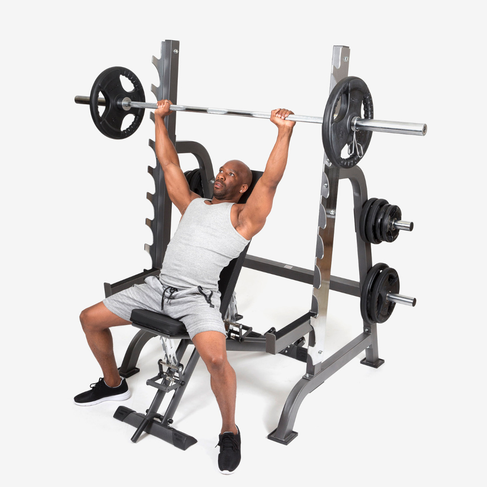 the garage gym package