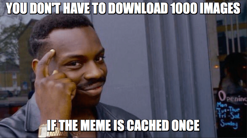 The New Meme Order Changing The Game With Simple Browser Caching