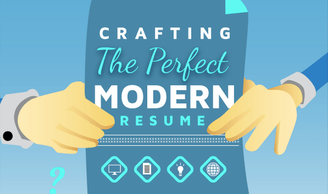 crafting a perfect modern resume