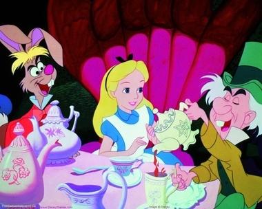 Disney Alice in Wonderland Versability Brian Penny Lifehack