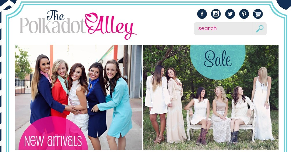 A fun and fashion forward online fashion store