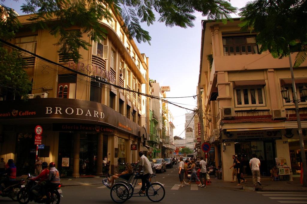 Ho Chi Minh City District 1