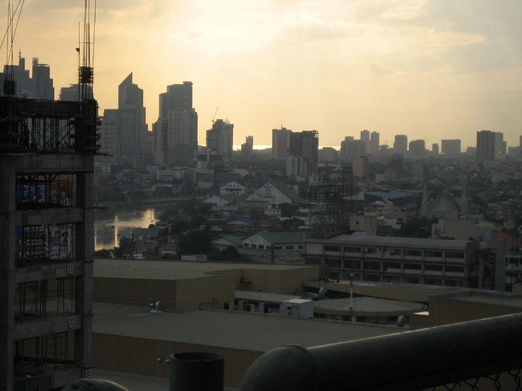 Manila City View