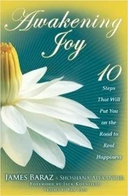 http://www.amazon.com/Awakening-Joy-10-Steps-Happiness/dp/1937006220/ref=sr_1_1?s=books&ie=UTF8&qid=1413803430&sr=1-1&keywords=awakening+joy