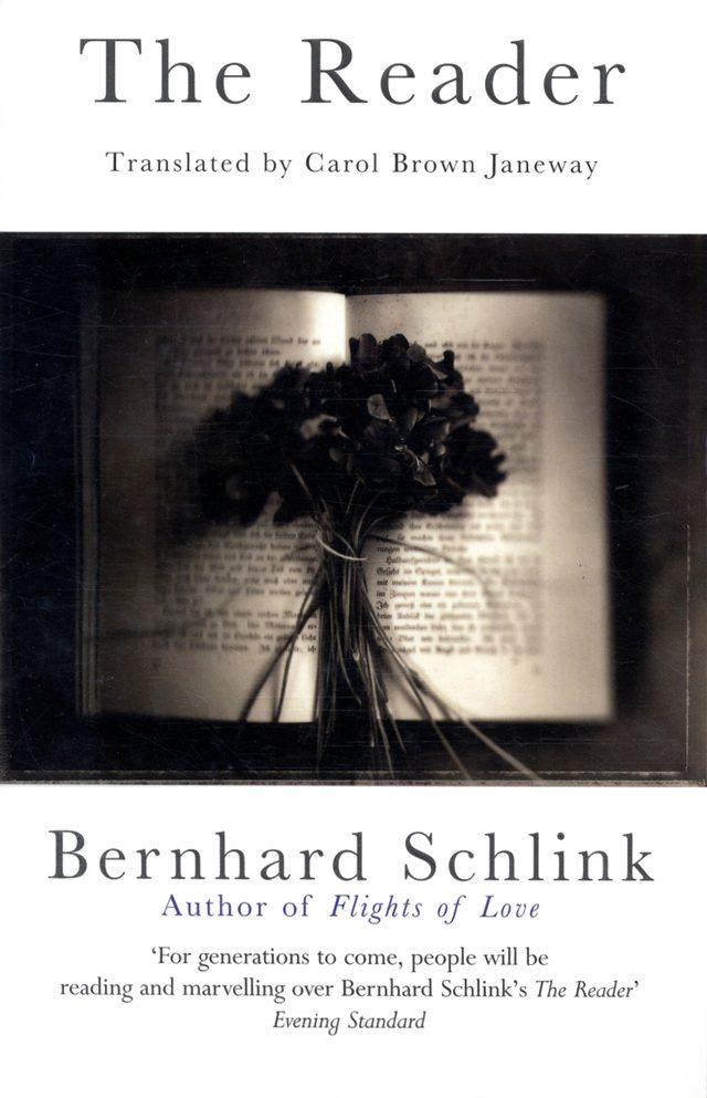 The Reader by Bernhard Schlink (image credit Tandem) VIA amazon.com