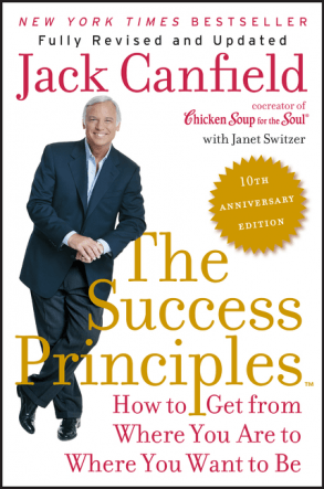 The Success Principles Book Cover