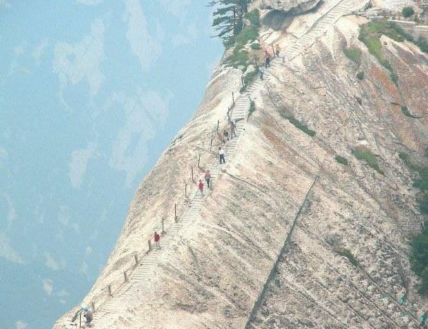 Huashan-Mountain3